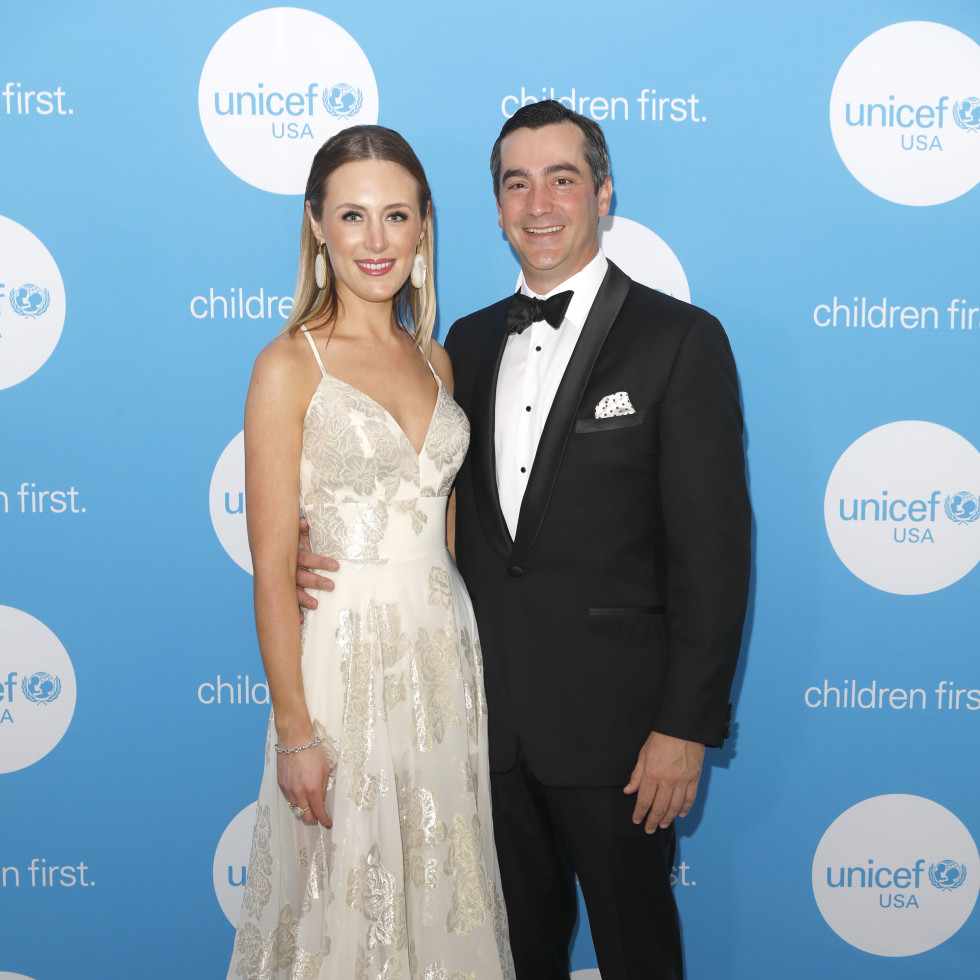 UNICEF Gala Houston 2019 Catherine Clarke Murphy