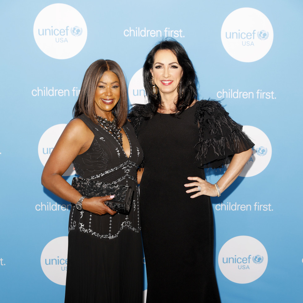 UNICEF Gala Houston 2019 Deborah Duncan Catherine Kaldis