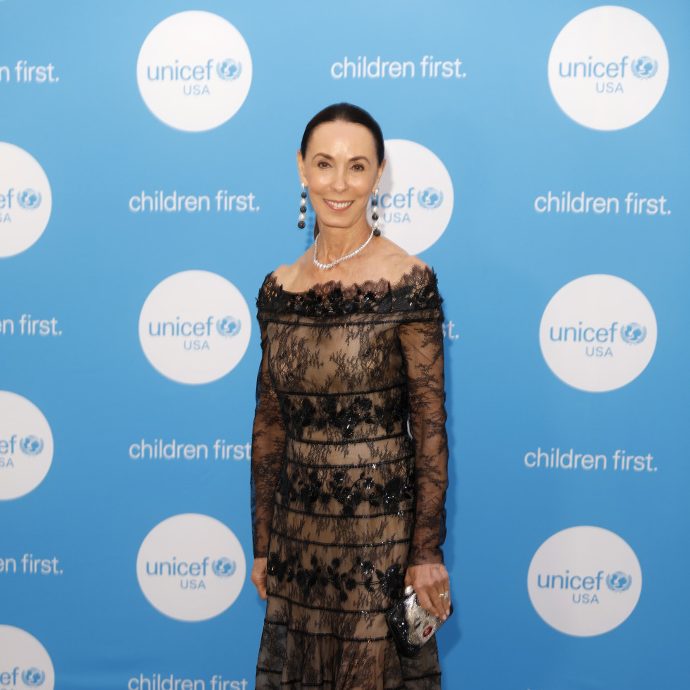 UNICEF Gala Houston 2019 Sue Smith