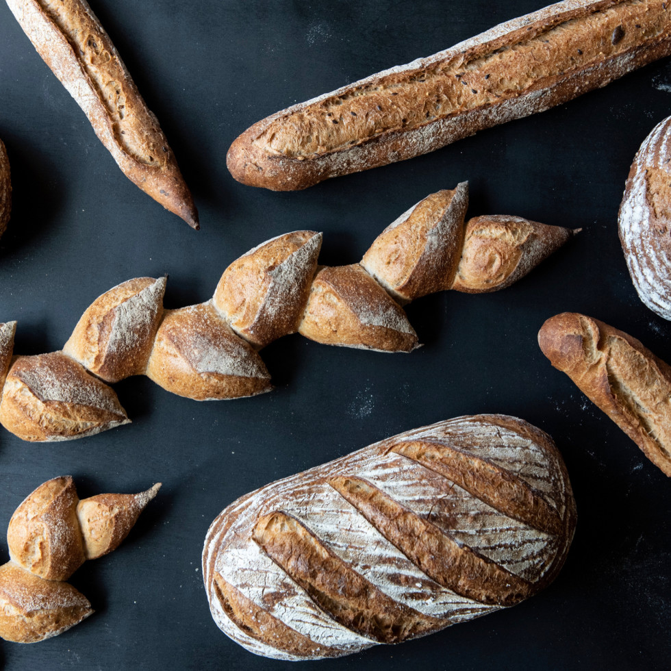 Magnol French Baking breads