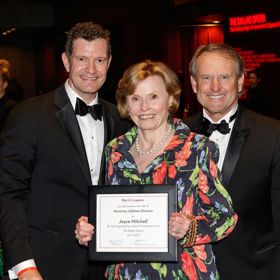 Ian Derrer, Joyce Mitchell, Mark LaRoe