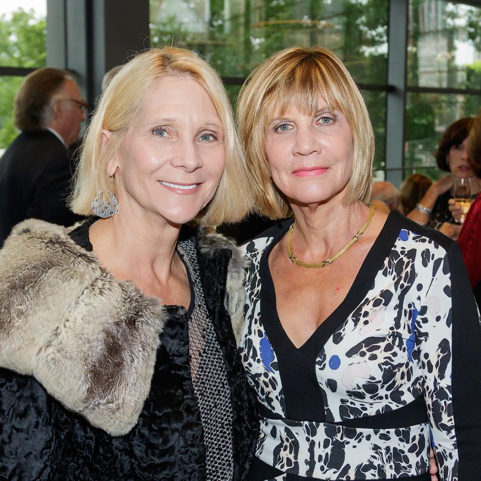 Lori Smith and Linda Barry