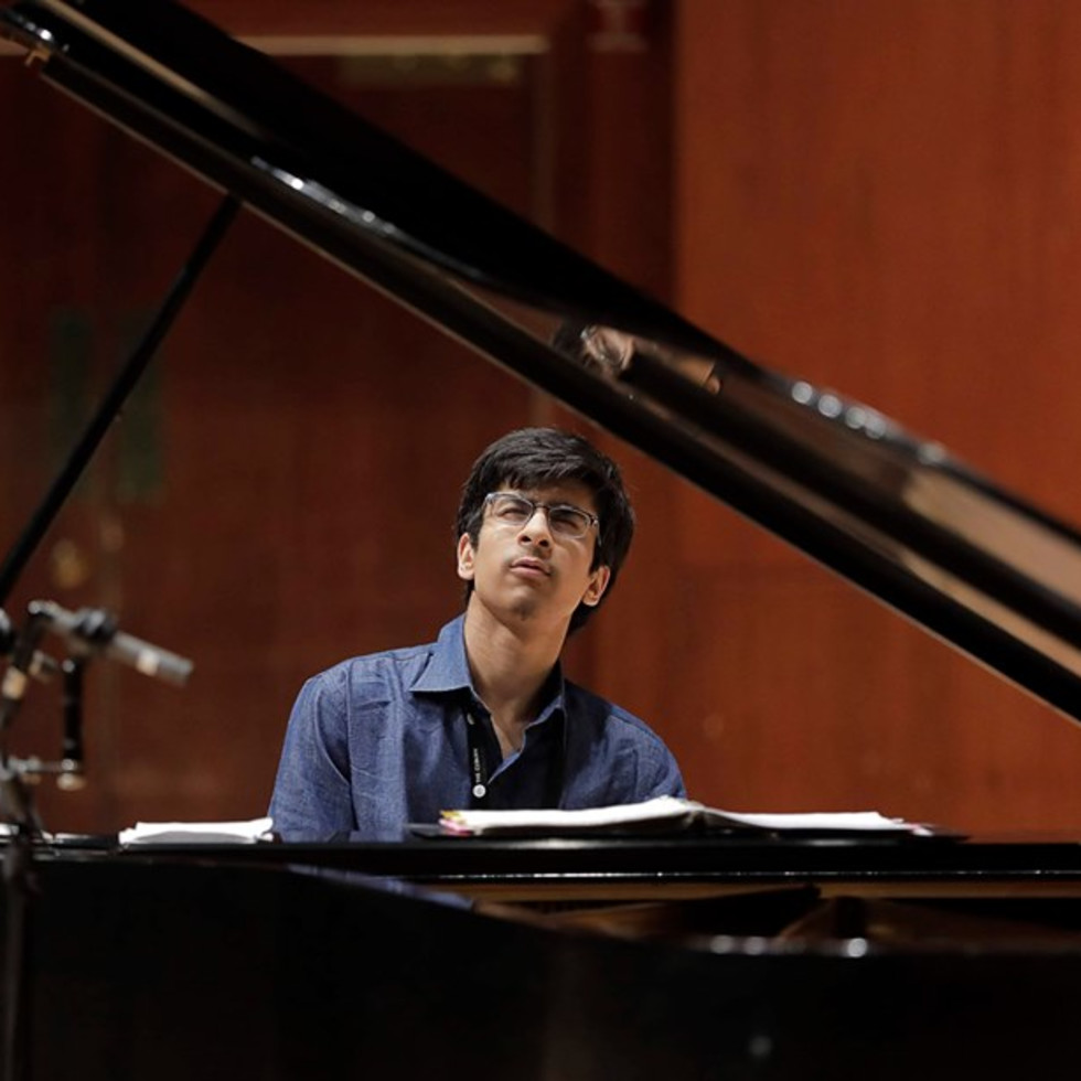 Ishan Loomba, Cliburn junior competition