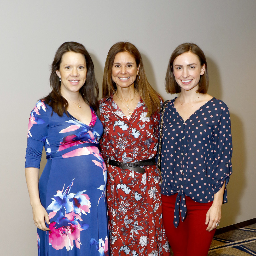 Mary Anne Wyly, Kim Wyly, McCary Gillbert
