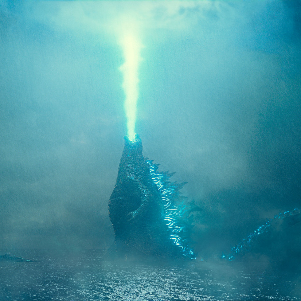 Godzilla in Godzilla: King of the Monsters
