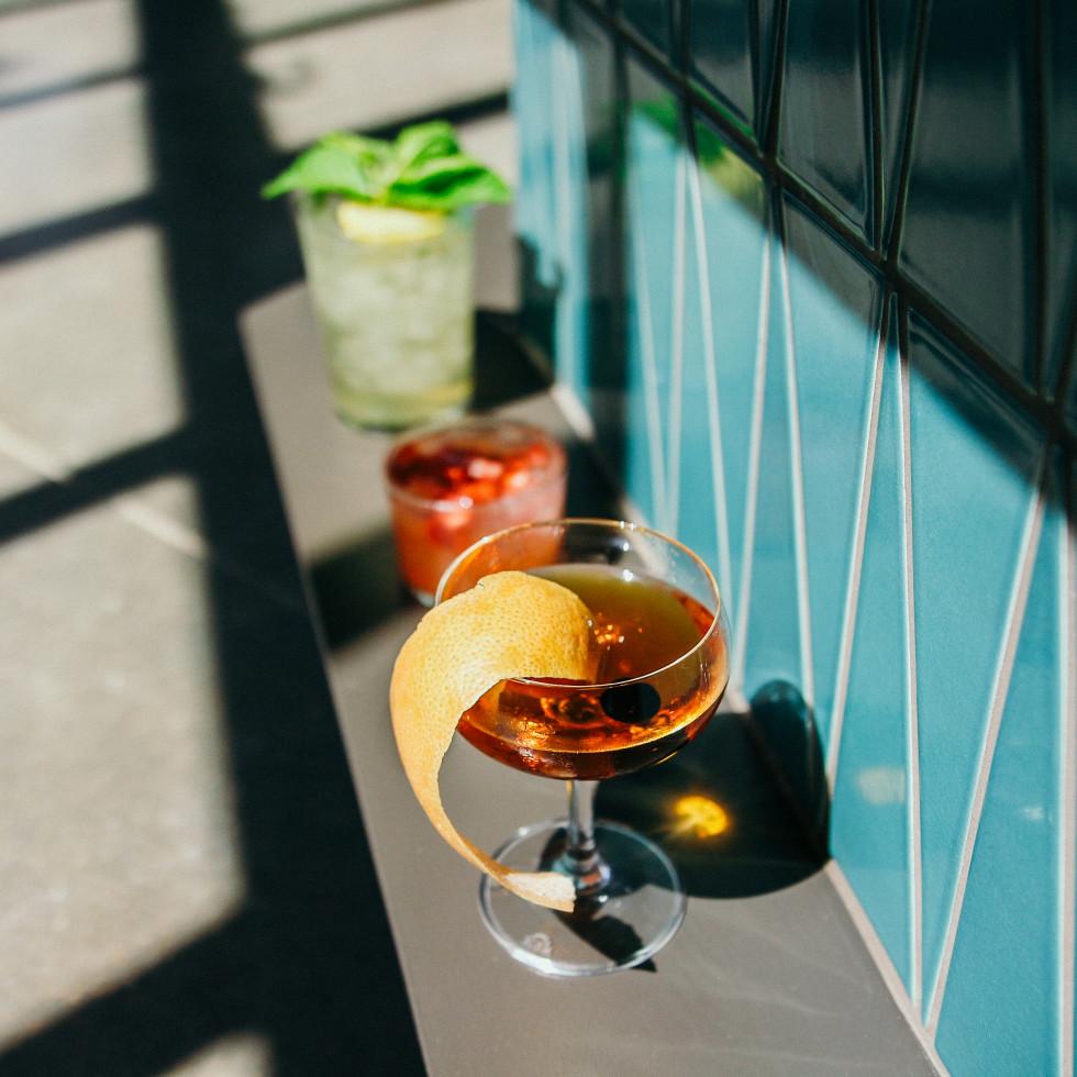 Ellis Austin cocktails