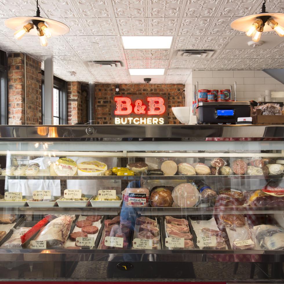 B&B Butchers in Houston