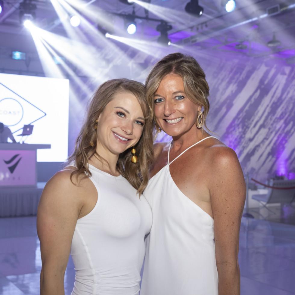 Lindsay Cummings, Alexandra Griffin