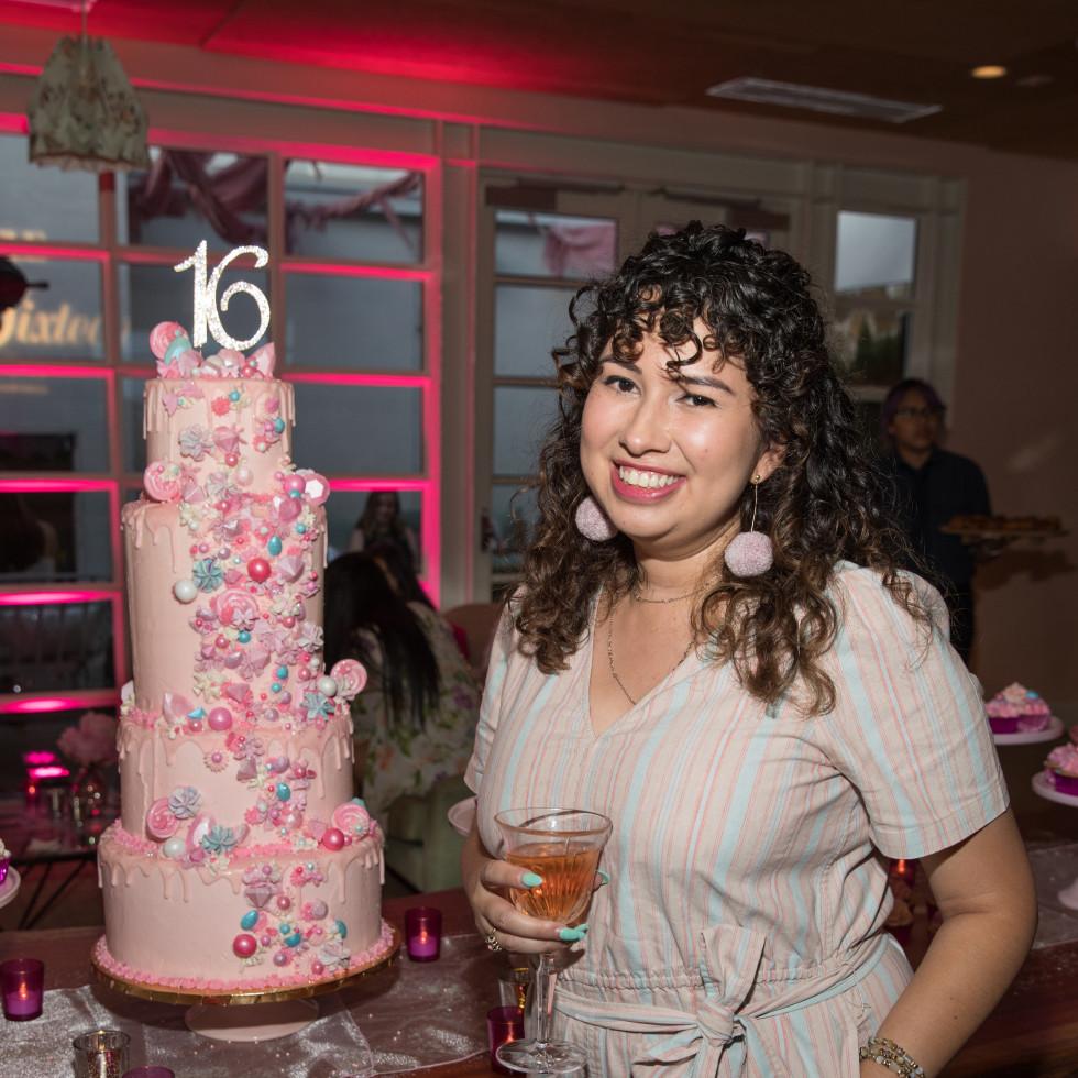 Teen Vogue's Sweet 16 Sara Lauren Hinojosa