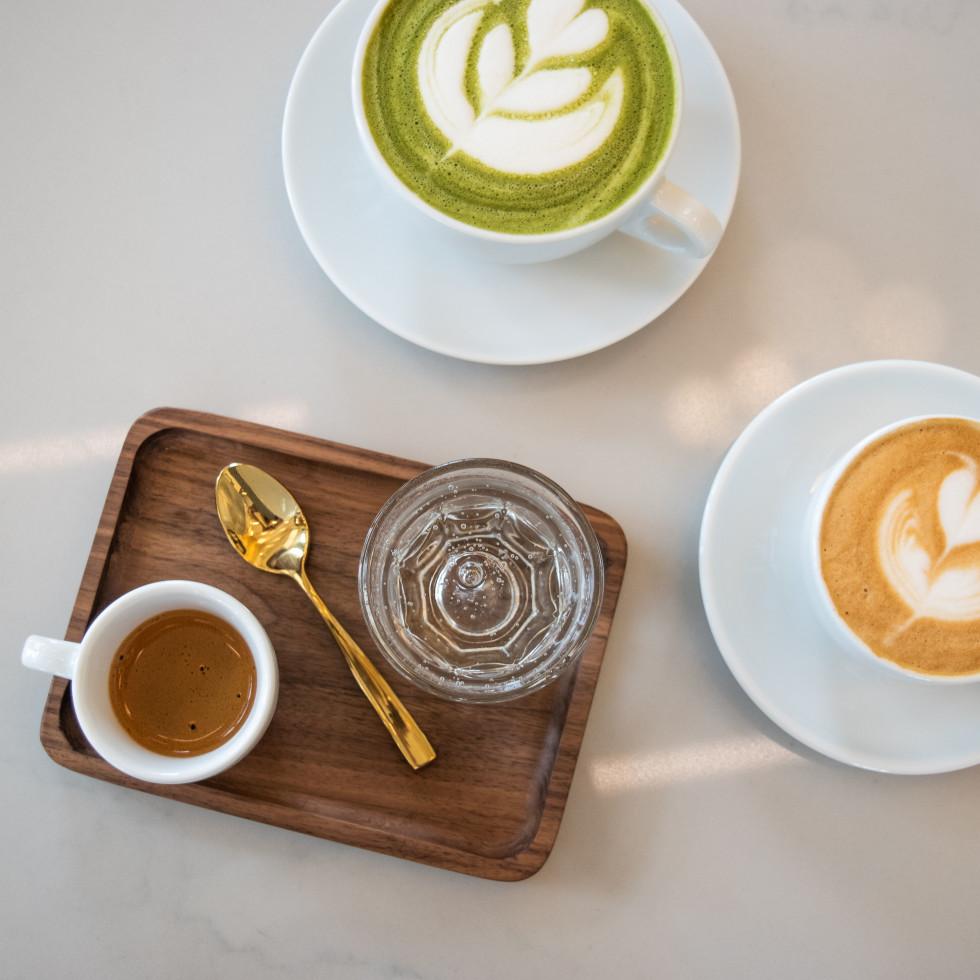 Craftwork Coffee Matcha Latte