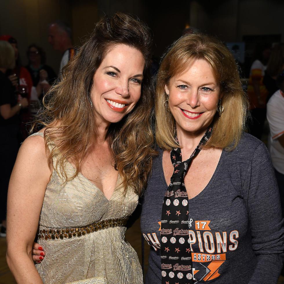 CAP Summer Gala 2019 Roseann Rogers and Cheryl Byington