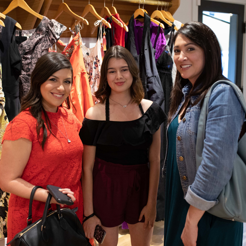 MOSS San Antonio opening Michelle Rosales & Secile Villarreal