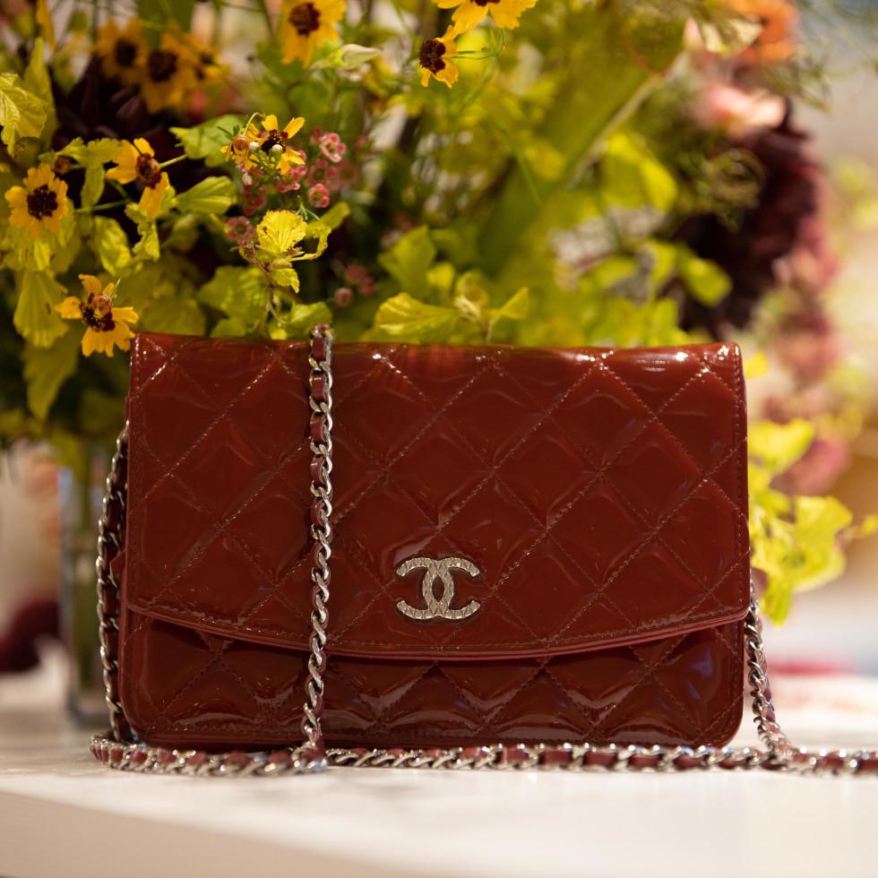 Moss San Antonio Opening Chanel bag