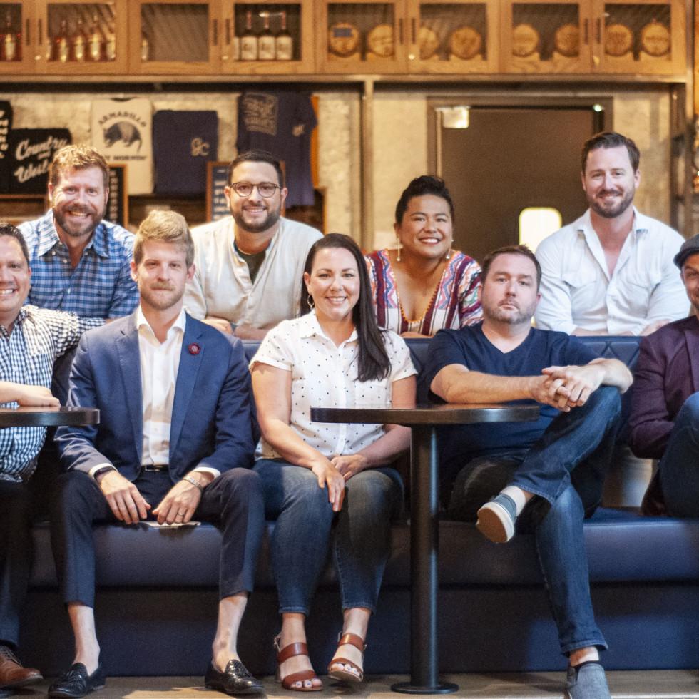Goodnight Hospitality leadership team