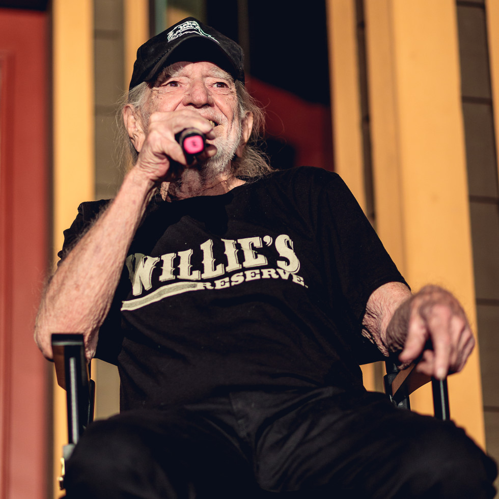Luck Cinema Willie Nelson