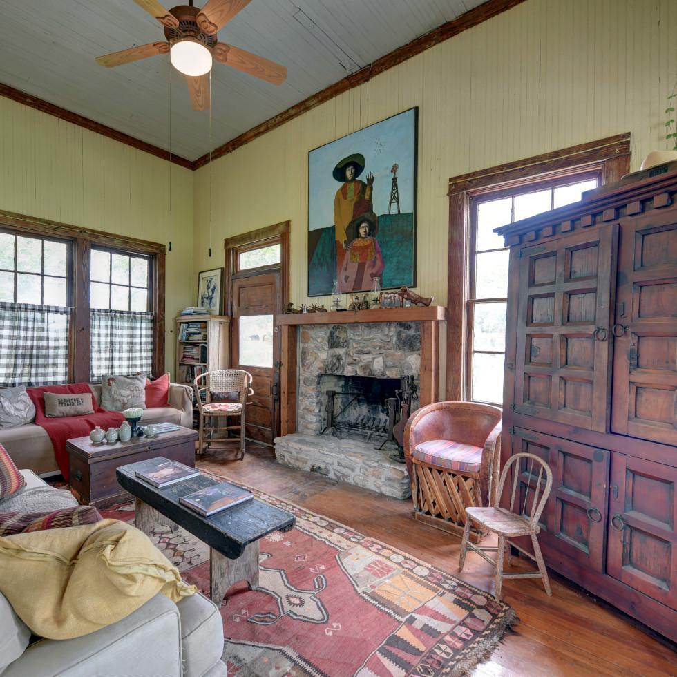 Dick DeGuerin ranch Burton for sale