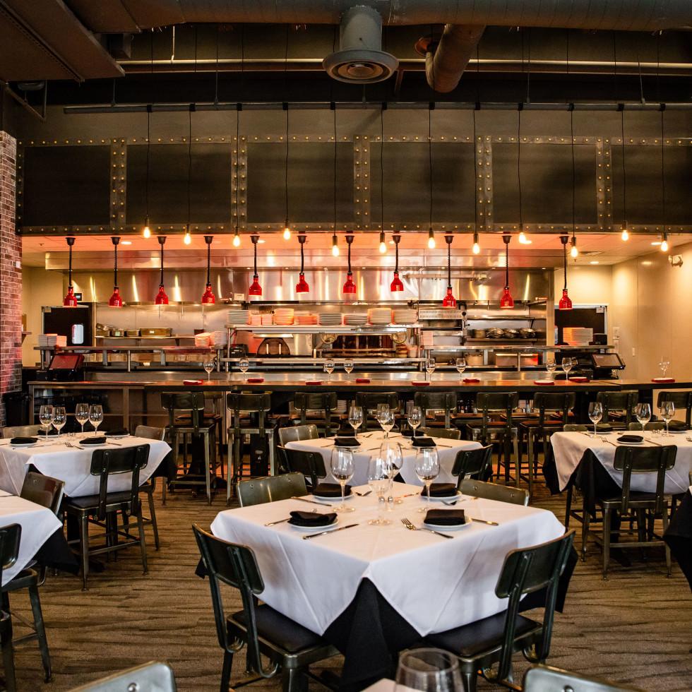 Union Kitchen Cypress interior