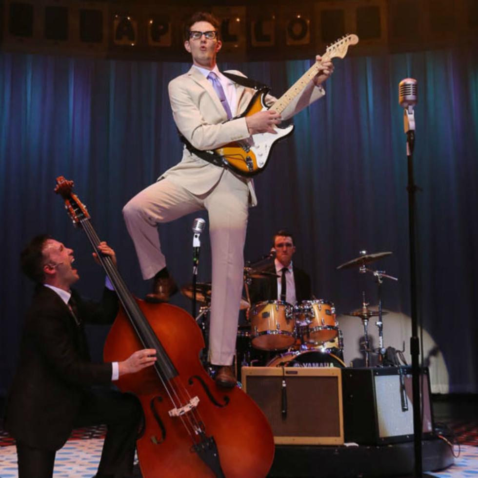 Casa Mañana Theatre presents Buddy: The Buddy Holly Story