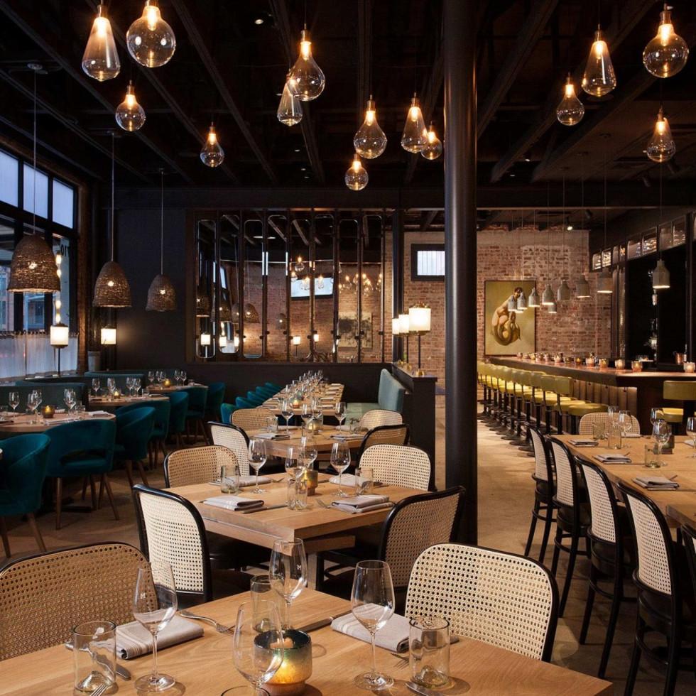 Maverick Texas Brasserie San Antonio
