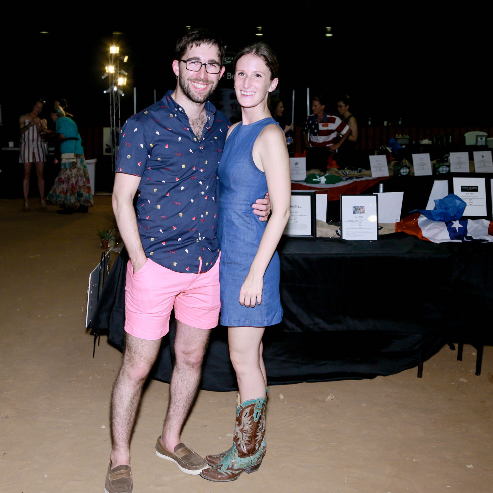 Logan Bair and Stephanie Meyers