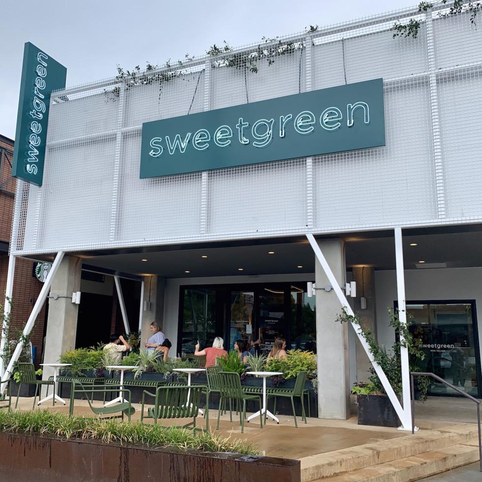 Sweetgreen Rice Village exterior