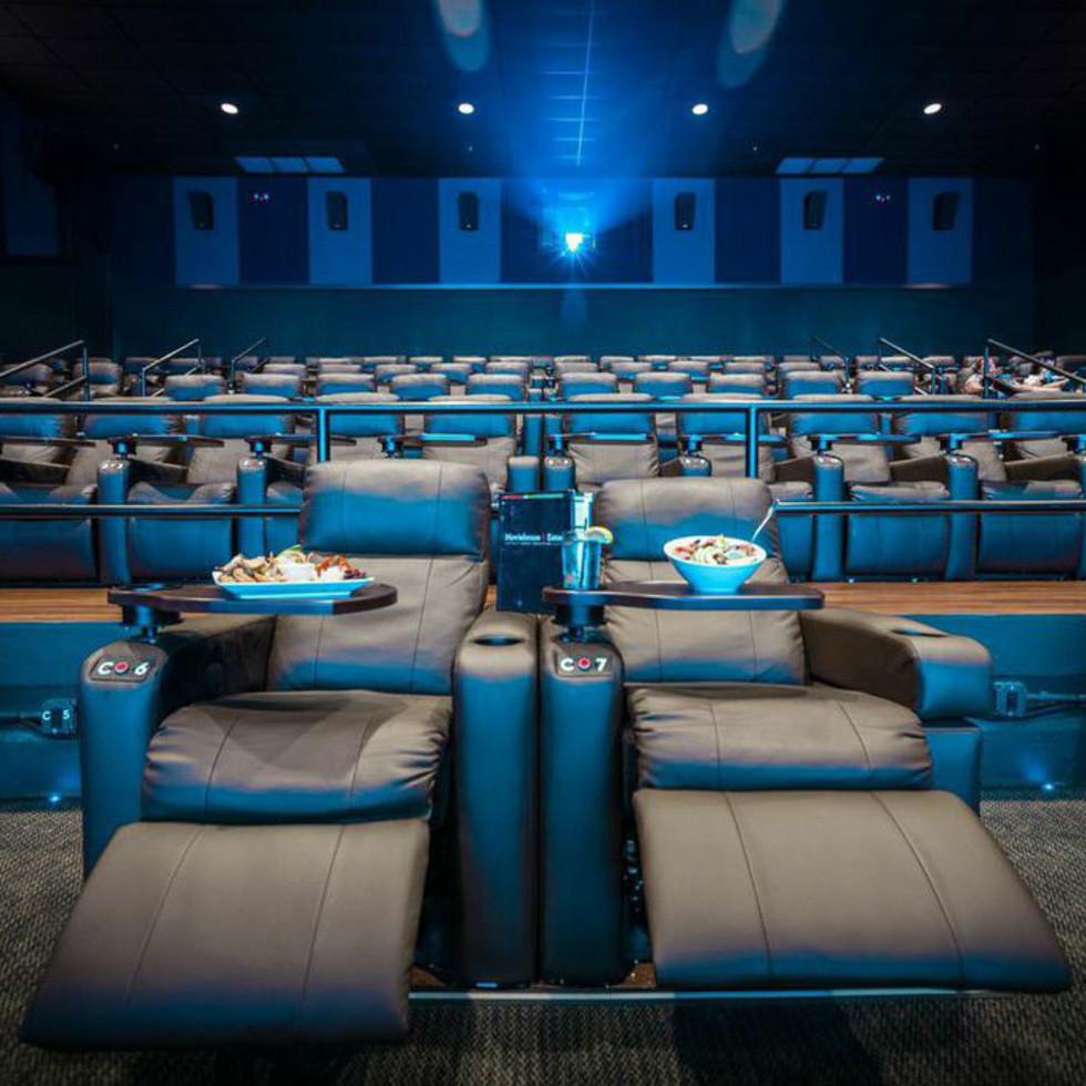 Moviehouse & Eatery auditorium interior