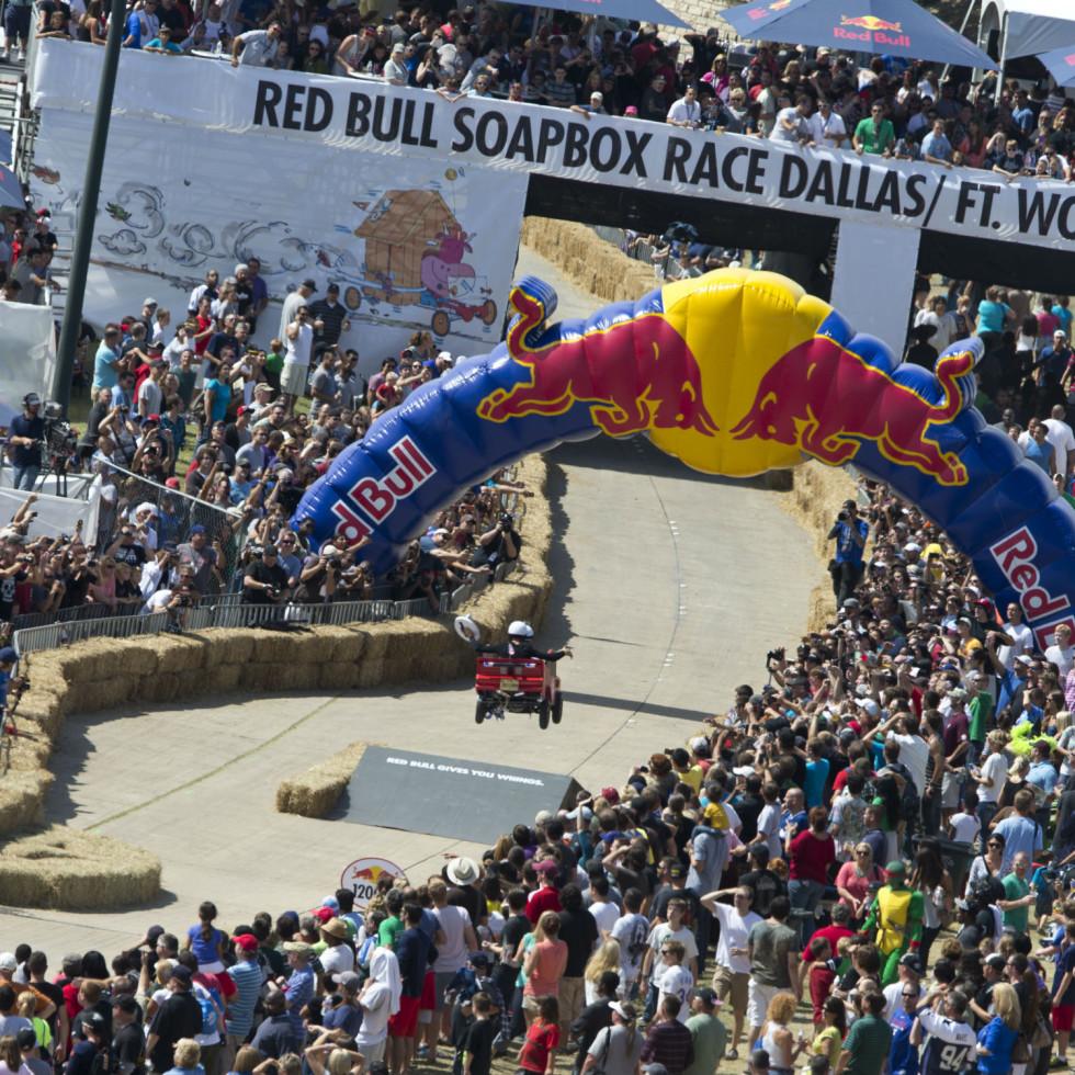 Red Bull Soapbox Race DFW
