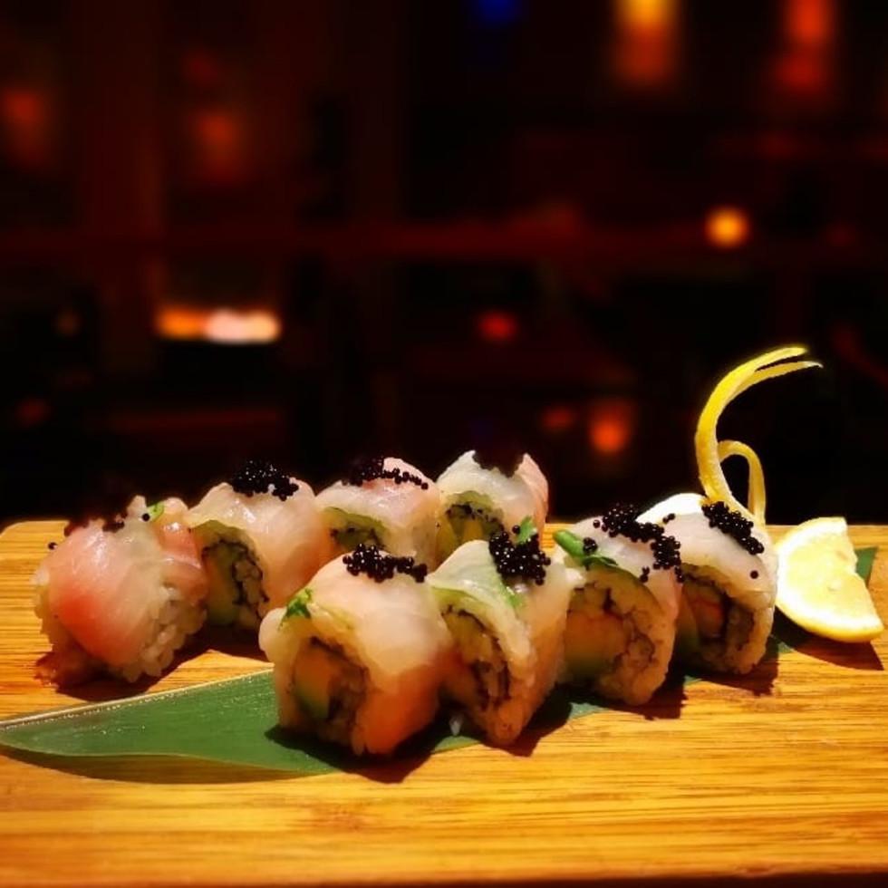 BarChi Austin sushi