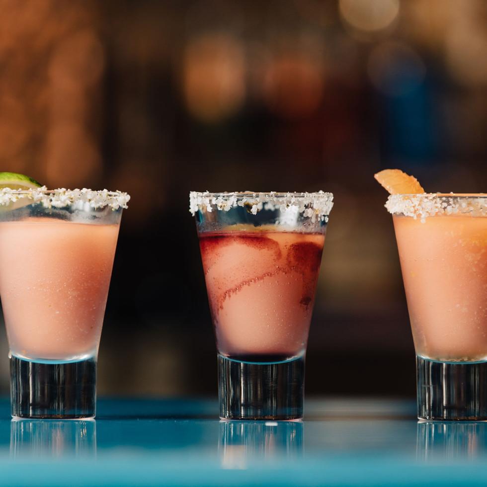 Copper Domain cocktails