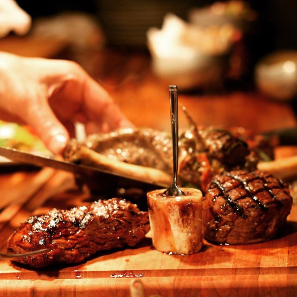 Doris Metropolitan steak