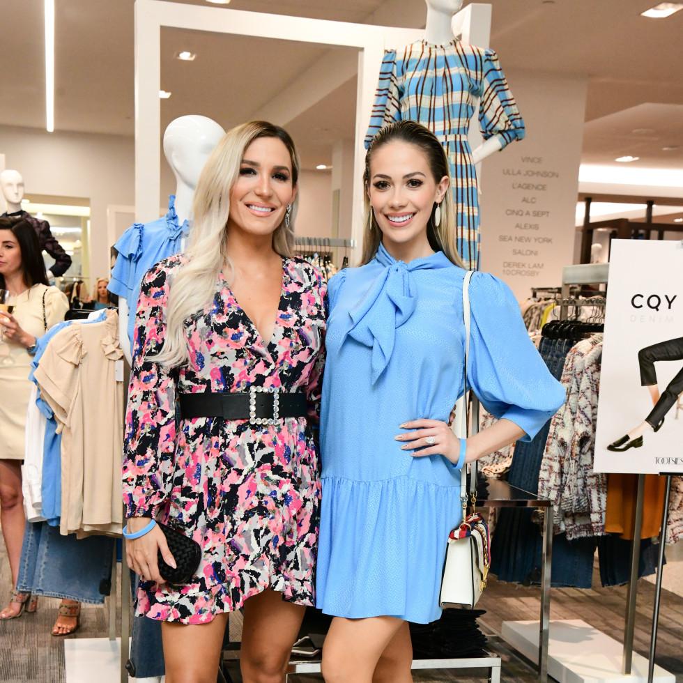 Summer Soiree Dress for Success WOW Tootsies Kara McCullers Daniella Rodriguez