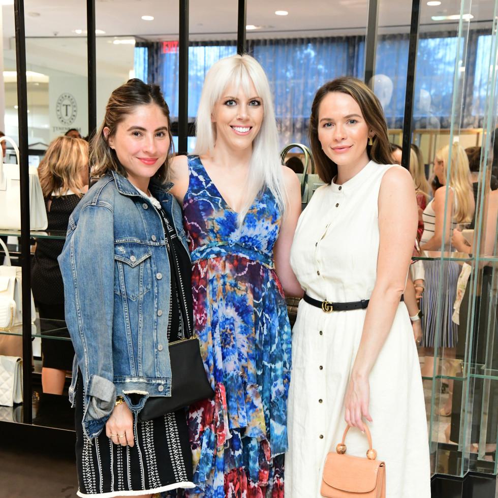 Summer Soiree Dress for Success WOW Tootsies Paulina Padilla, Meagan Thomason, Hannah Swiggard.jpg