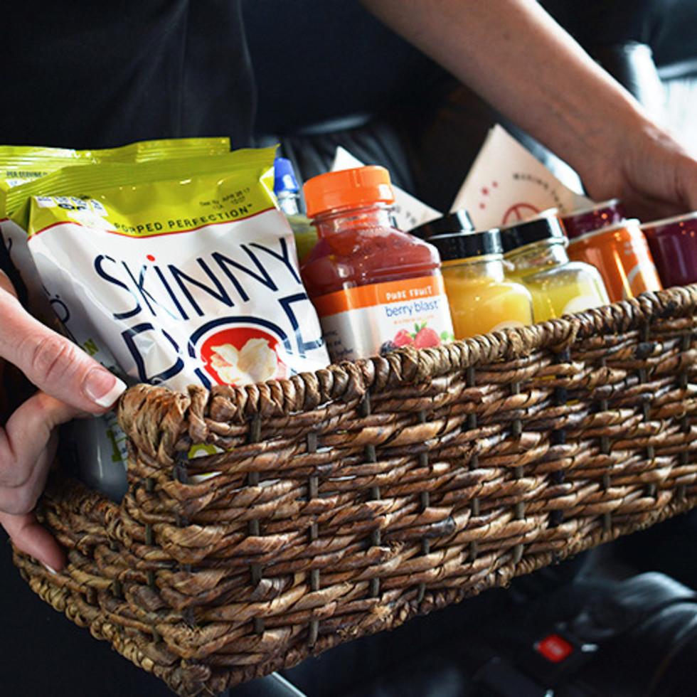 Vonlane snacks