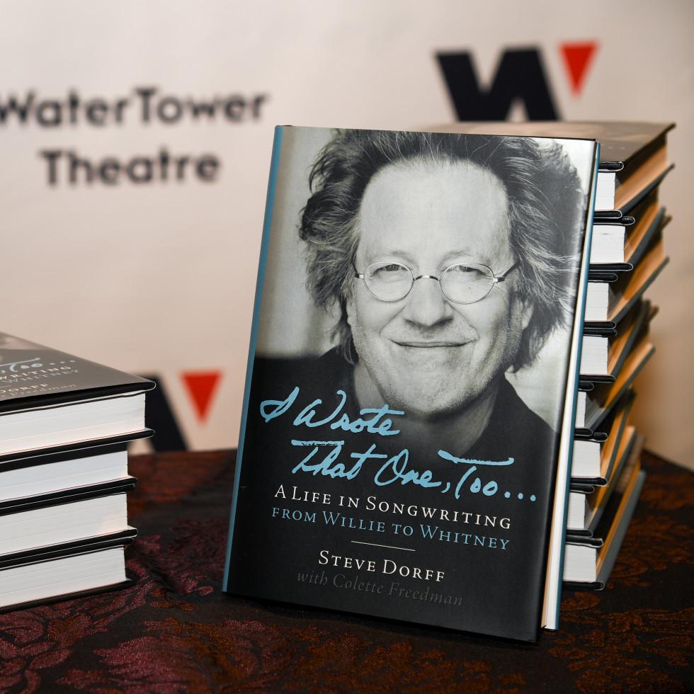 Steve Dorff's book