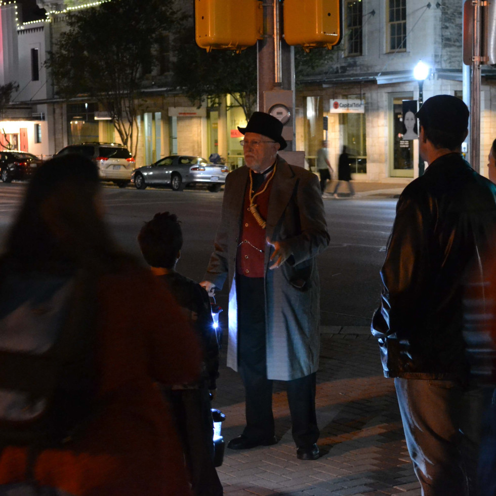 Ghost Tours on the Square