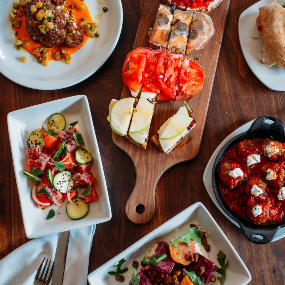 Postino menu food and wine