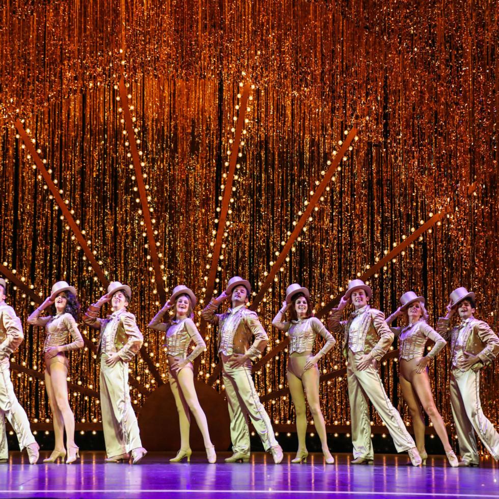 Theatre Under the Stars presents A Chorus Line