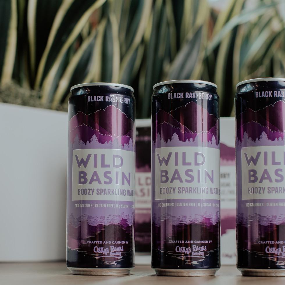 Wild Basin Boozy Sparkling Water