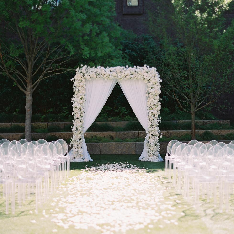 Ginsburg-Farmer Wedding