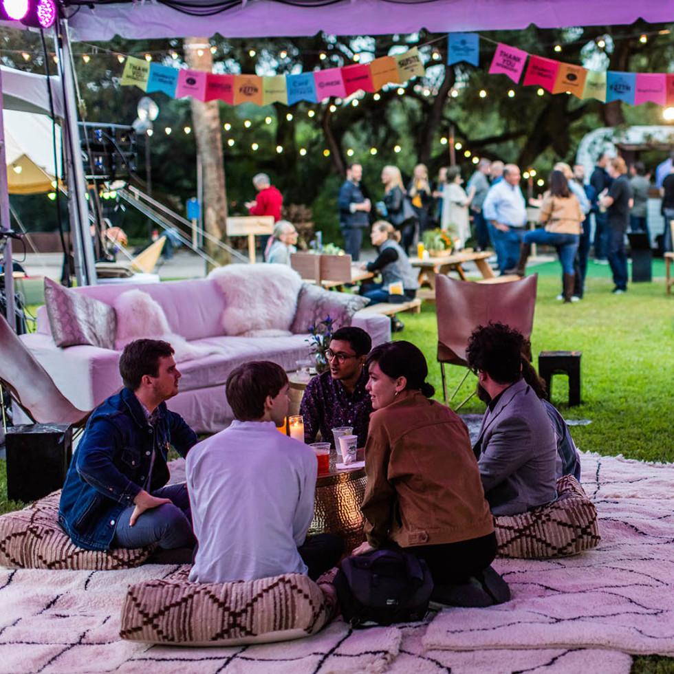 Camp Contemporary Austin