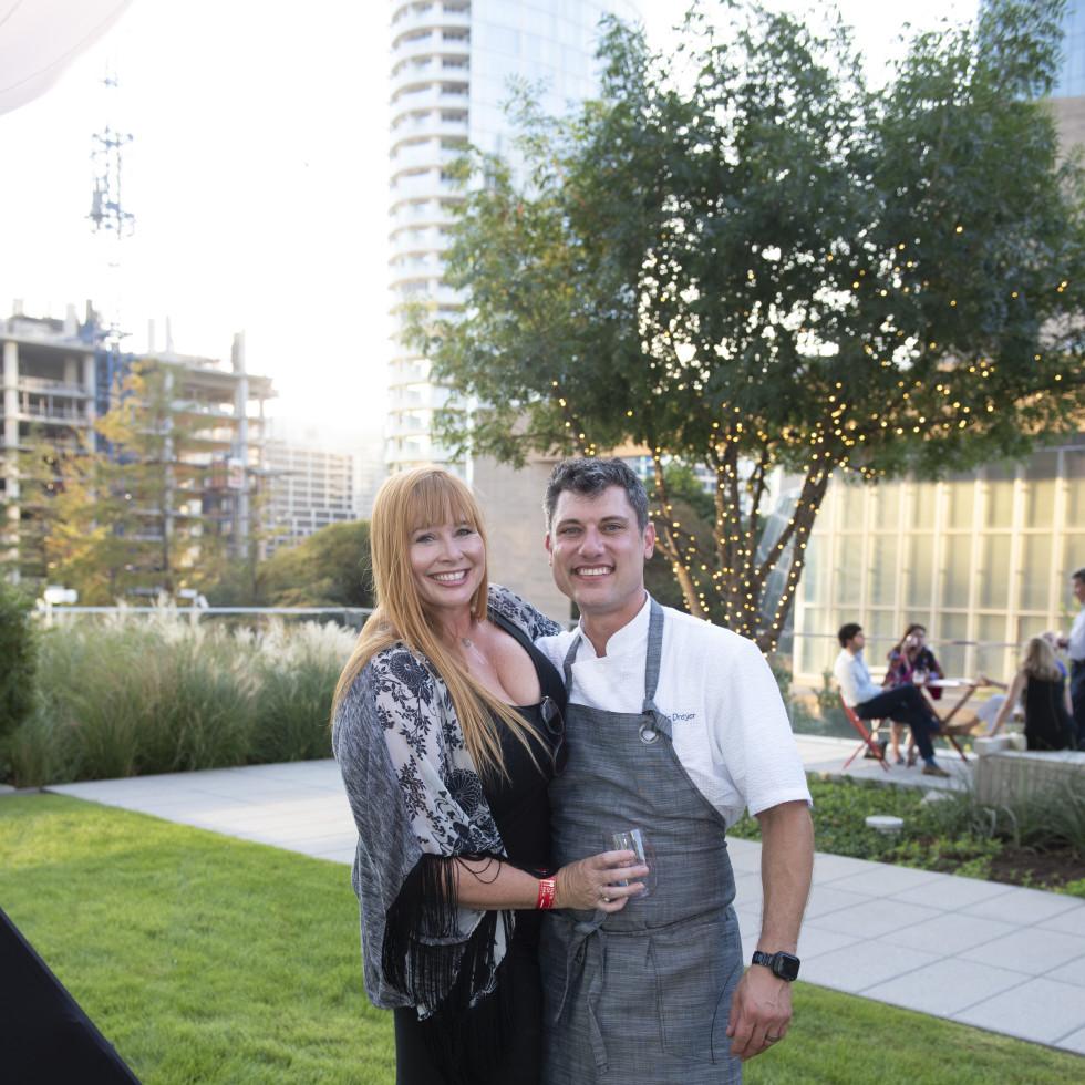 Nancy Dreyer, Chef Eric Dreyer