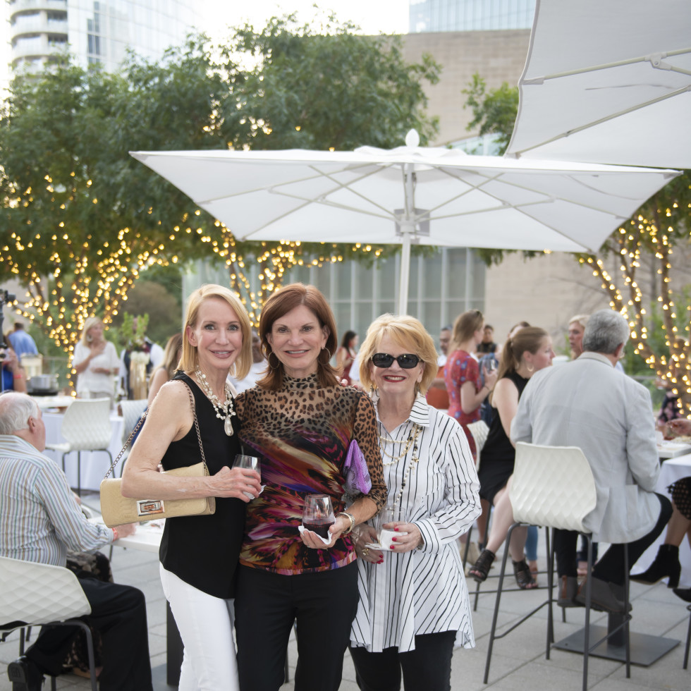 Mary Stoner Yost, Linda Zimmerman and Suzie Smith