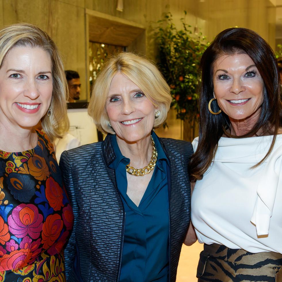Cheryl Joyner, Connie O'Neill, Linda Paulk