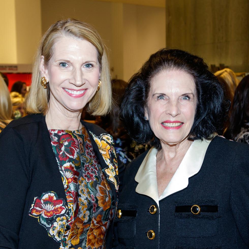 Linda Spina, Carole Ann Brown
