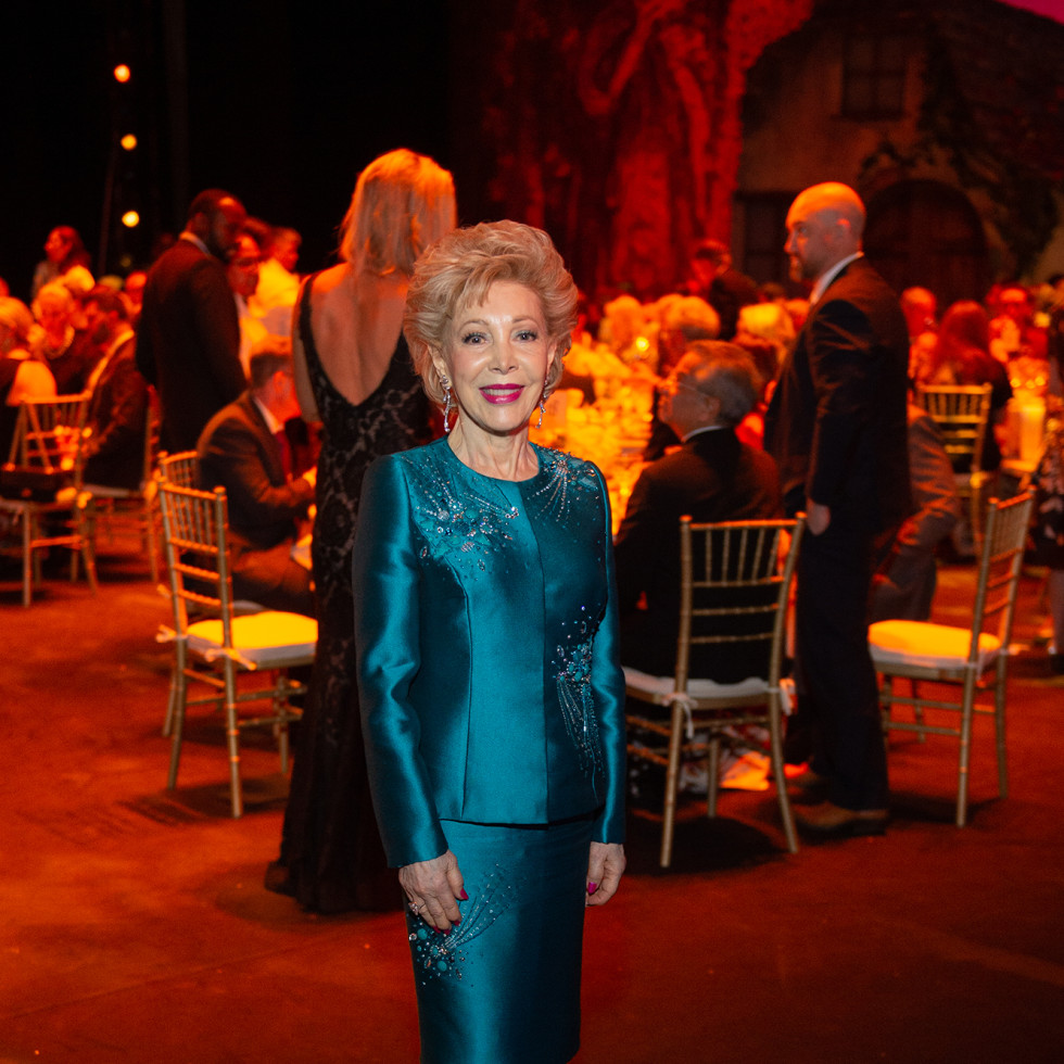 Houston Ballet Onstage Dinner Margaret Alkek Williams