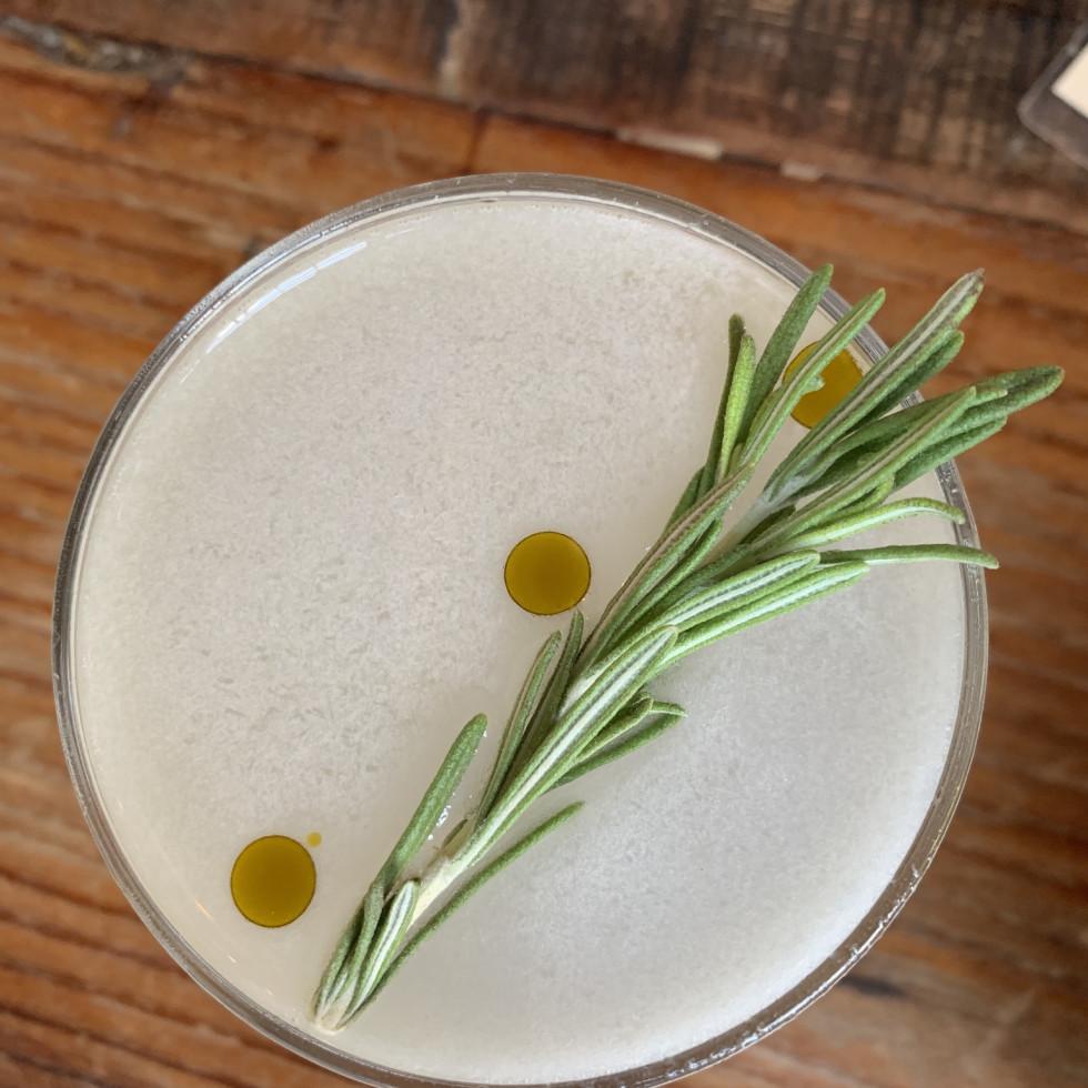 La Grange CBD cocktail
