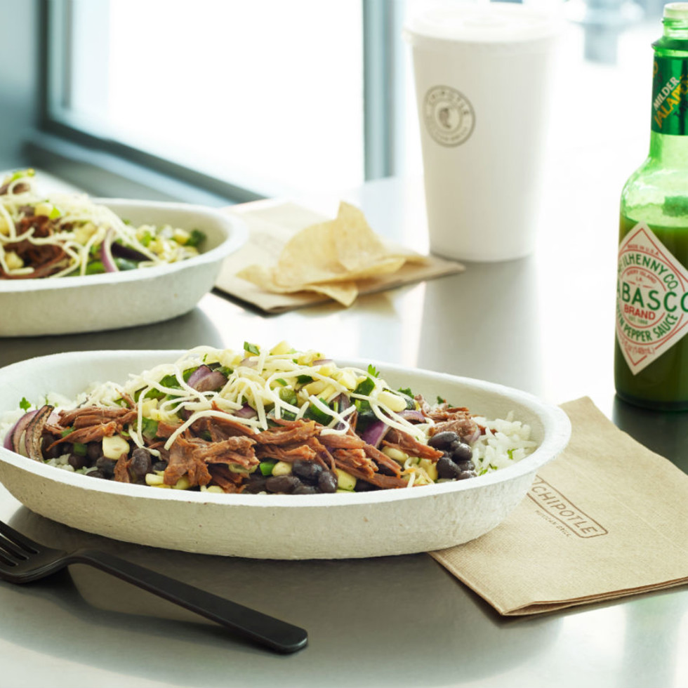 Chipotle, bowl