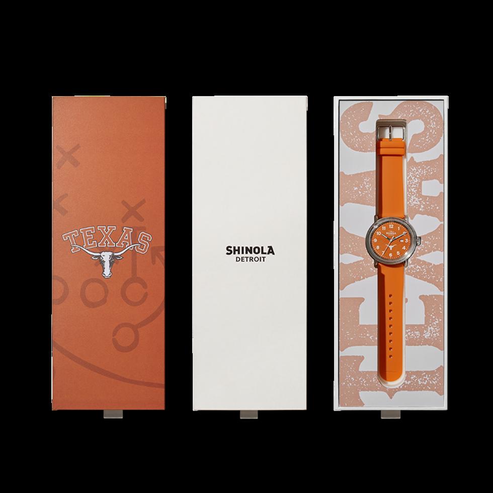 Shinola UT watch