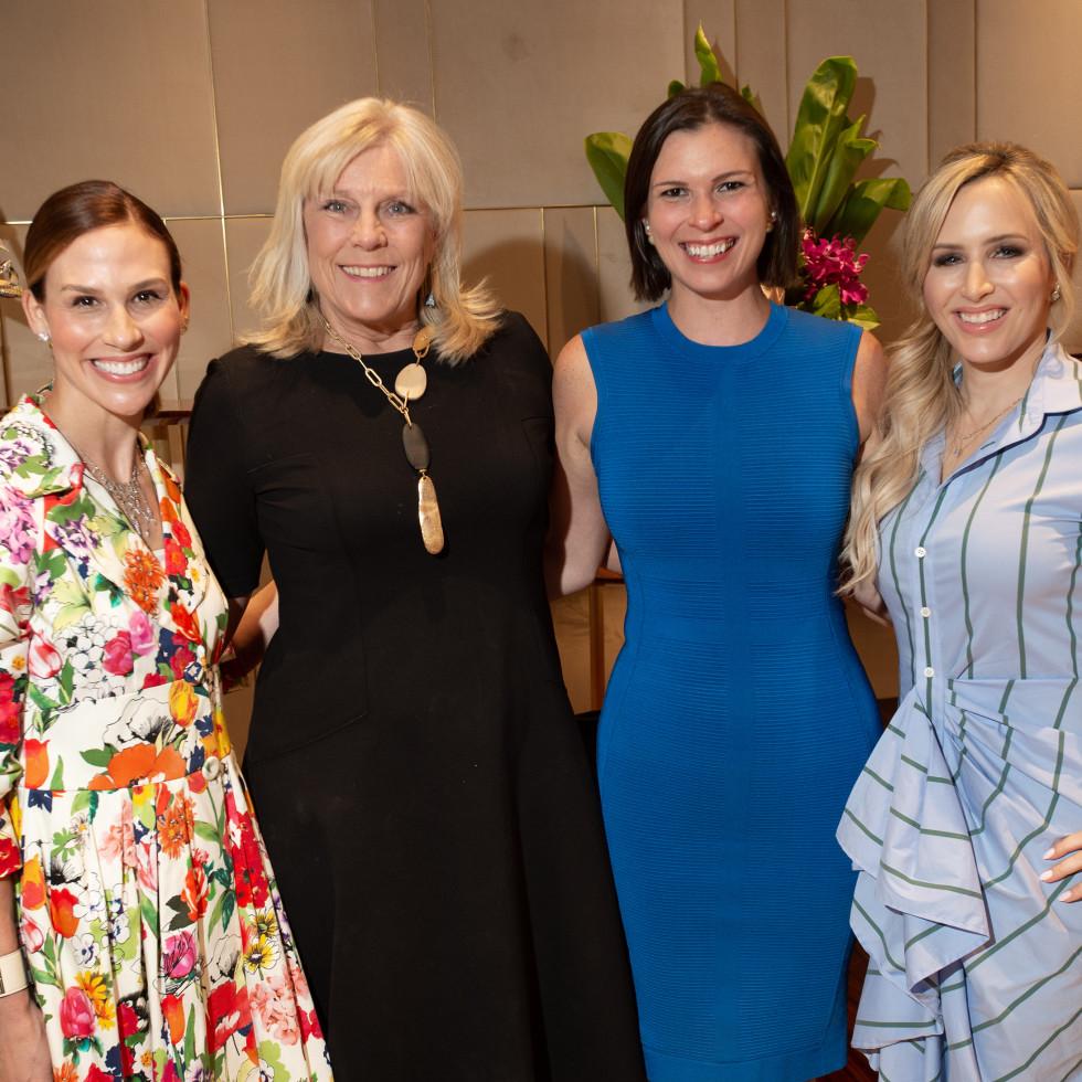 Nina Sachse, Paige Flink, Rachel Michell, Stephanie Seay