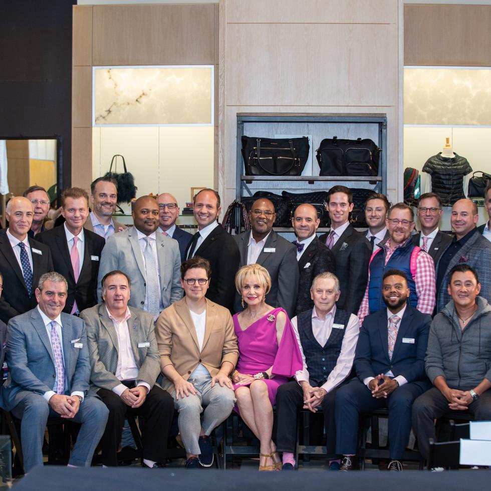 Real Men Wear Pink Houston 2019 candidates